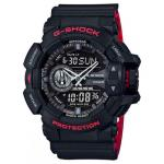 GA400HR-1A G-SHOCK Black and Red Series GA-400HR-1A