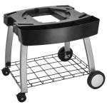 Ziegler & Brown Triple Grill Mobile Cart 552916
