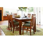 Coastwood Ferngrove 7 Piece Dining Suite Furniture FG7PCE-LR