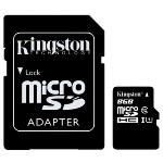 Kingston MicroSDHC Class 10 8GB