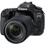 Canon EOS 80D + 18-135
