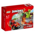 LEGO Ninjago Juniors Snake Showdown 10722