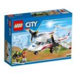 LEGO City Ambulance Plane 60116