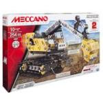 Meccano Excavator - 2-in-1 Model Set