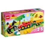 LEGO Duplo Horse Trailer 10807