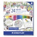 Staedtler - Ergosoft Coloured Pencils Johanna Basford