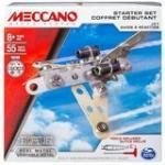 Meccano 1 Model Starter Set Jet