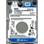 Western Digital Scorpio Blue WD5000LPCX 500GB