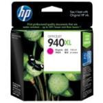 HP Ink Cartridge 940XL Magenta High Capacity C4908AA