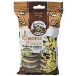 EXCLUSIVELY DOG SANDWICH CREMES-S`MORES 8OZ 02300