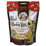 EXCLUSIVELY DOG BEST BUDDY BITS-PEANUT BUTTER 12OZ 42300
