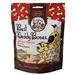 EXCLUSIVELY DOG BEST BUDDY BONES-PEANUT BUTTER 5.5OZ 44900