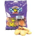 EXCLUSIVELY DOG WAFER COOKIES-VANILLA 8OZ 05000