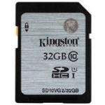 Kingston UHS-I SDXC Class 10 45MB/s 32GB
