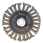 Josco Twistknot Wire Bevel Brush 125mm