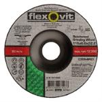 Flexovit Grinding Disc Masonry 115x6x22.2mm Dc C30r 7511560