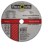 Flexovit 178x20 Metal Cut Off Wheel Fh38 1017820