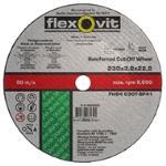 Flexovit Cut Off Wheel Masonry 230x3.2x22.2 Fh64 4023022