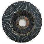 Josco 115mm 120 Grit Extra Fine Abrasive Flap Disc