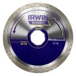 Irwin Continous Diamond Cutting Wheel 110mm