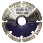 Irwin Segmented Diamond Cutting Wheel 115mm