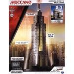 Meccano Special Edition 2-in-1 Empire State Building & Arc de Triomphe Set