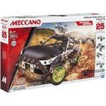 Meccano Motorised Multimodels 25 Model Set Mountain Rally