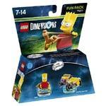 LEGO Dimensions Fun Pack Simpson Bart