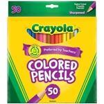 Crayola Coloured Pencils (50pc)