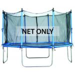 Playworld Trampoline Safety Net with Poles 3m (10Ft)