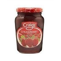 Craigs Strawberry Jam 660g