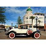 Pieces Of New Zealand S2 1000pc Puzzle (Vintage Car & Art Deco Building)