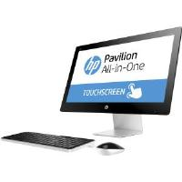 HP Pavilion 23-Q108A 23in A8-7410 8GB RAM 2TB HDD Touchscreen AIO