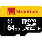 Strontium MicroSDXC Class 10 64GB
