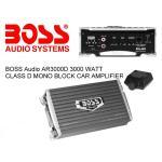 Boss Audio R3000M