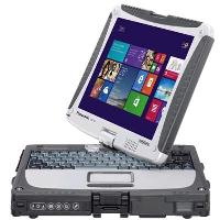 Panasonic Toughbook CF-19 MK8 Core i5-3610ME 500GB 10.1in