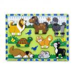 Melissa and Doug: Pets Chunky Puzzle