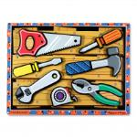 Melissa and Doug: Tools Chunky Puzzle
