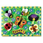 Melissa and Doug: Insects Chunky Puzzle