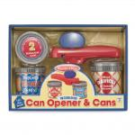 Melissa and Doug: Can Opener and Cans