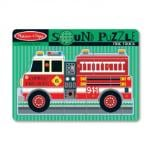 Melissa and Doug: Fire Truck Sound Puzzle