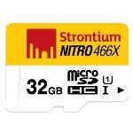Strontium Nitro UHS-I MicroSDHC Class 10 466x 32GB