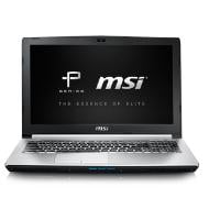 MSI PE60 6QE Core i7-6700HQ 1TB 15.6in