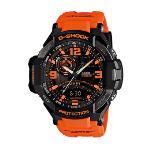 Casio G-SHOCK Gravity Defier Watch GA-1000-4A - Orange