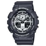 GA100BW-1A G-Shock GA100BW-1A